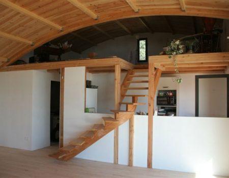 Maison Bois Uzès