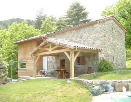 Extension Bois Gard - ATBC