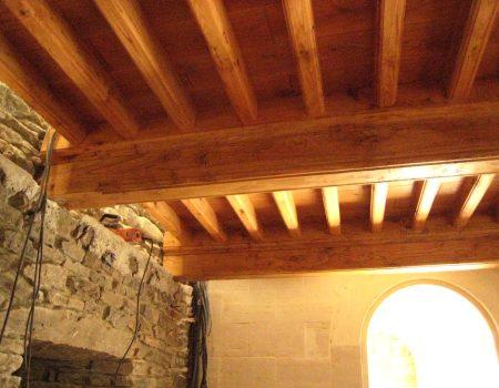 Restauration Châtaignier